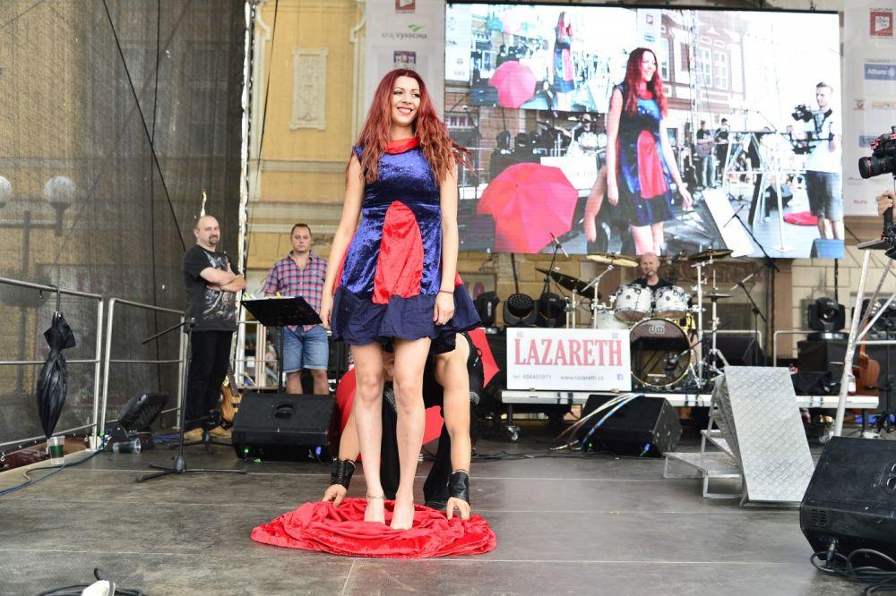 Festival Pelhřimov – město rekordů 2018 – Agentura Dobrý den 6fc6af4115