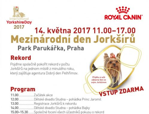 Plakát YorkshireDay 2017